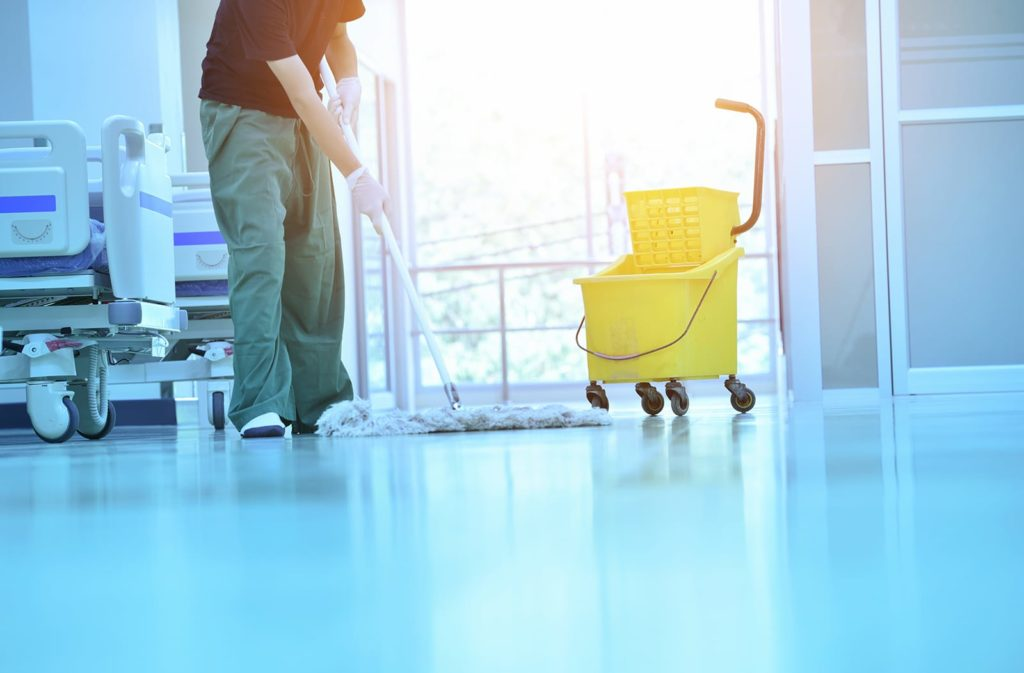 Progressive provides expert janitorial programs