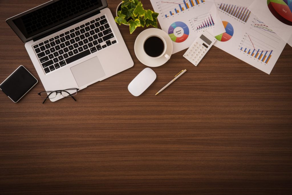 Workplace cleanliness, like a clean desk space, can lead to employee satisfaction.