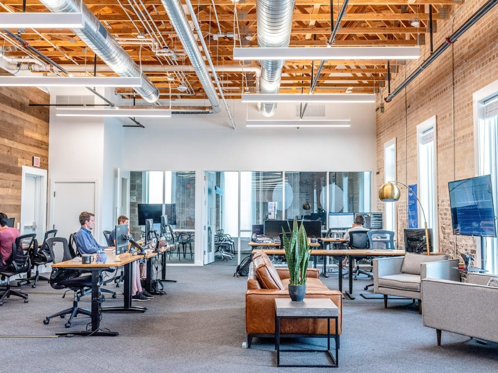 A clean office space is vital for employee productivity and wellbeing.